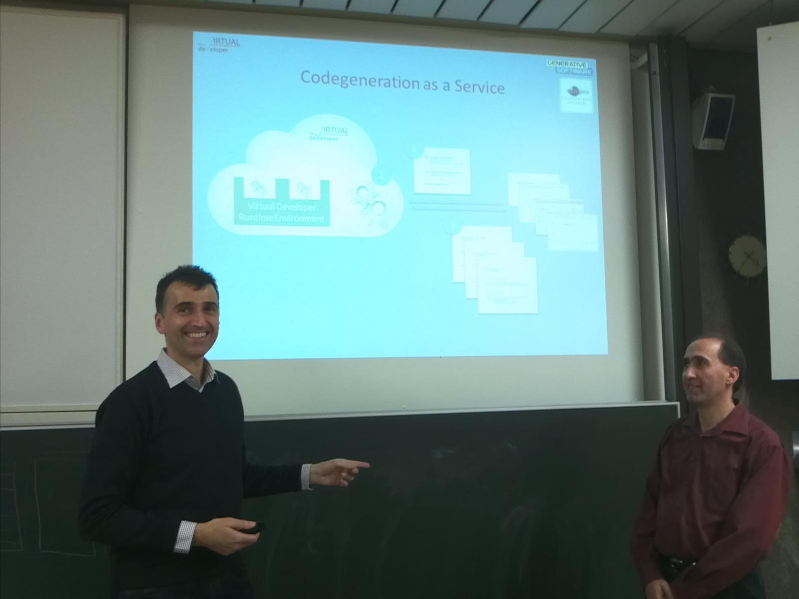 Virtual Developer an der Hochschule Furtwangen